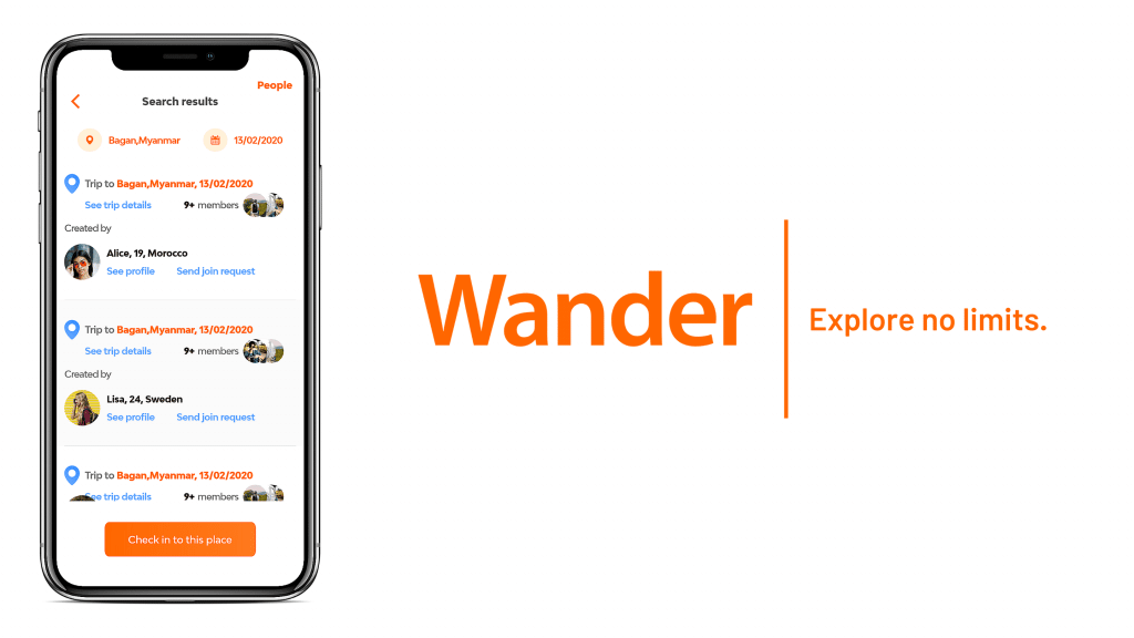 Wander Blog - A deeper look at the Wander app