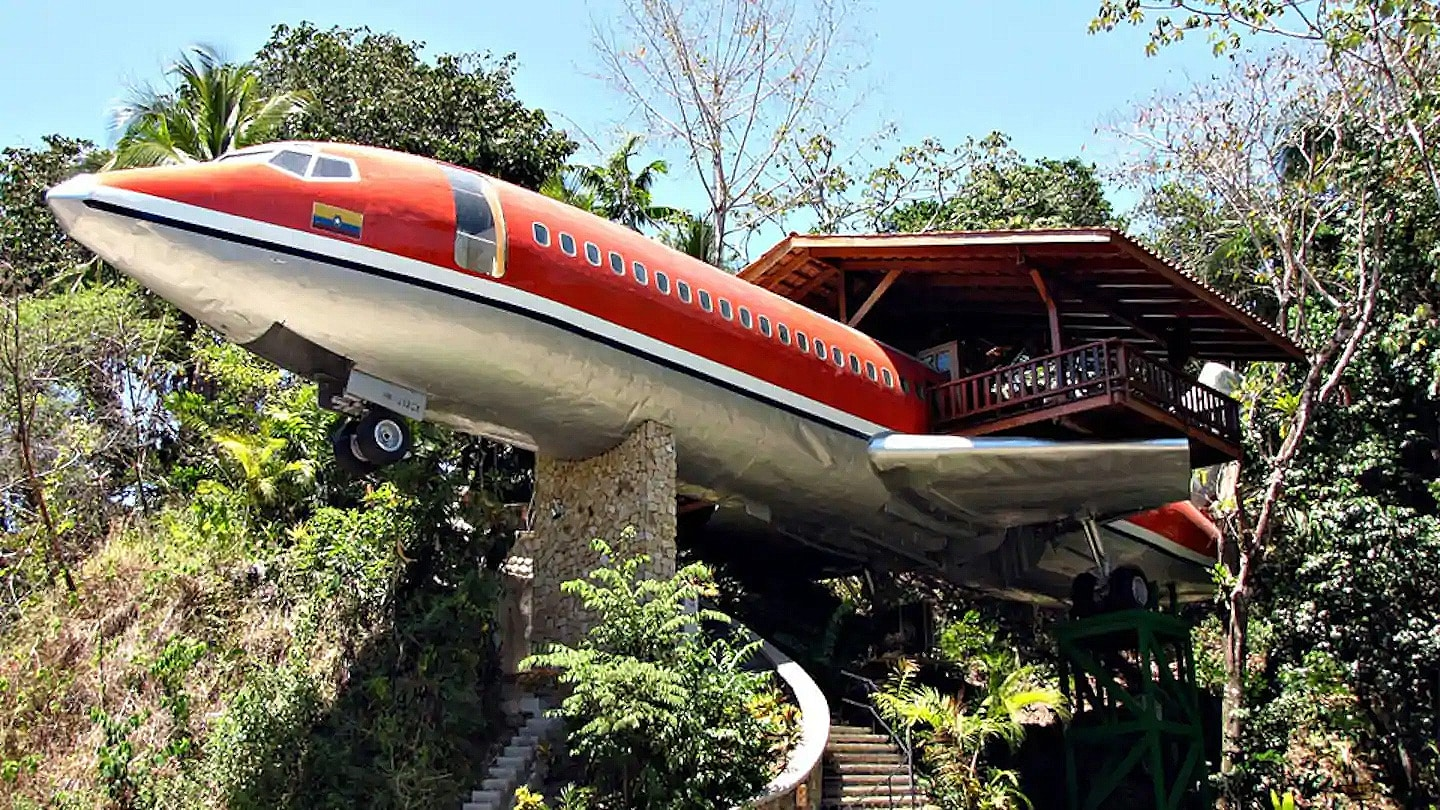 Wander Blog - Here are the most insane homes and properties you can book on AirBnB