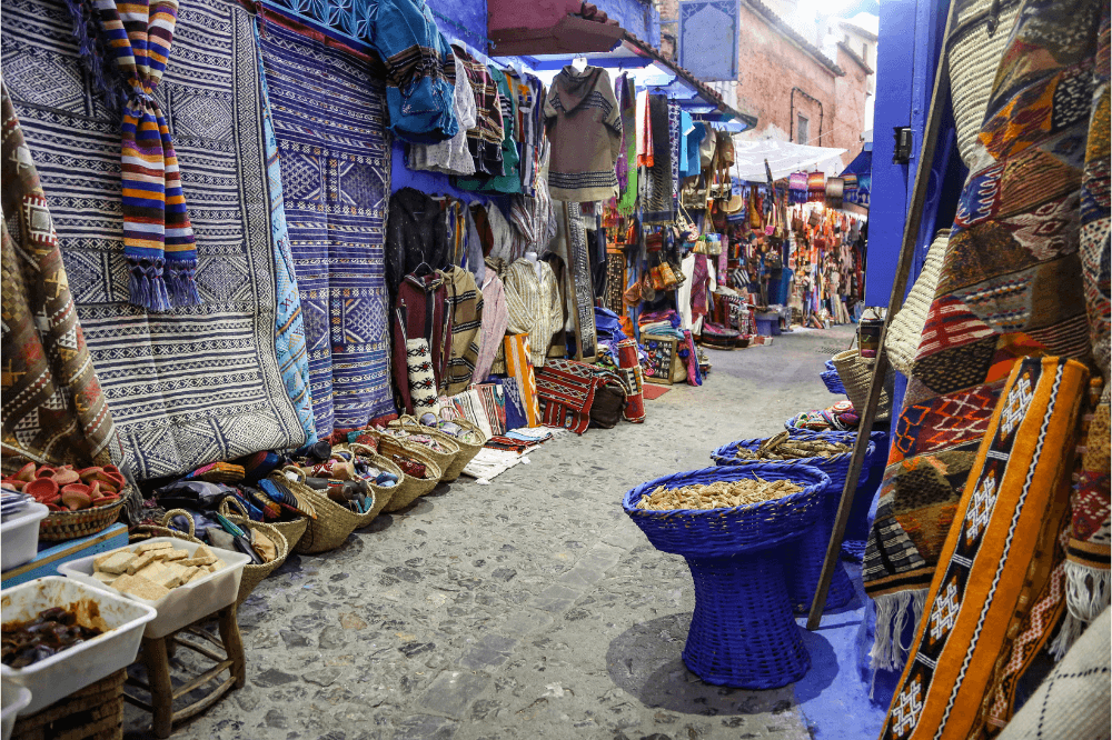 Wander Blog - Chefchaouen, the Blue Pearl of Morocco