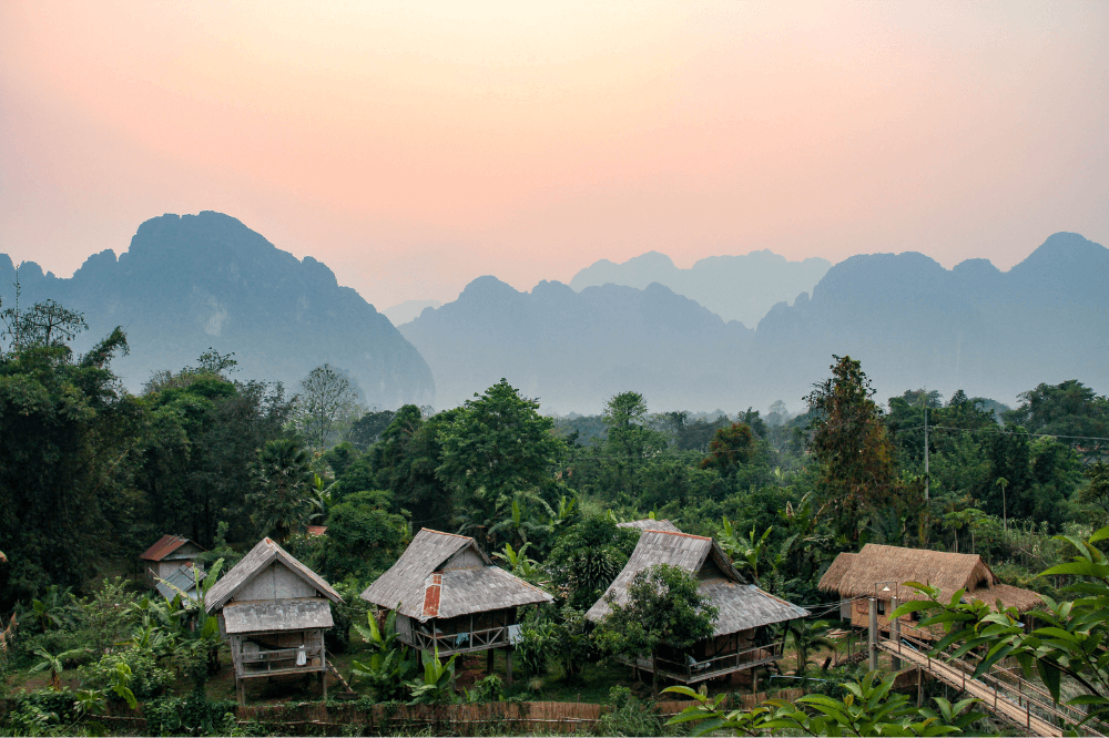 Wander Blog - Wander backpacking itineraries: South East Asia