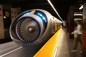Wander Blog - A glimpse of what the future of transportation will soon look like