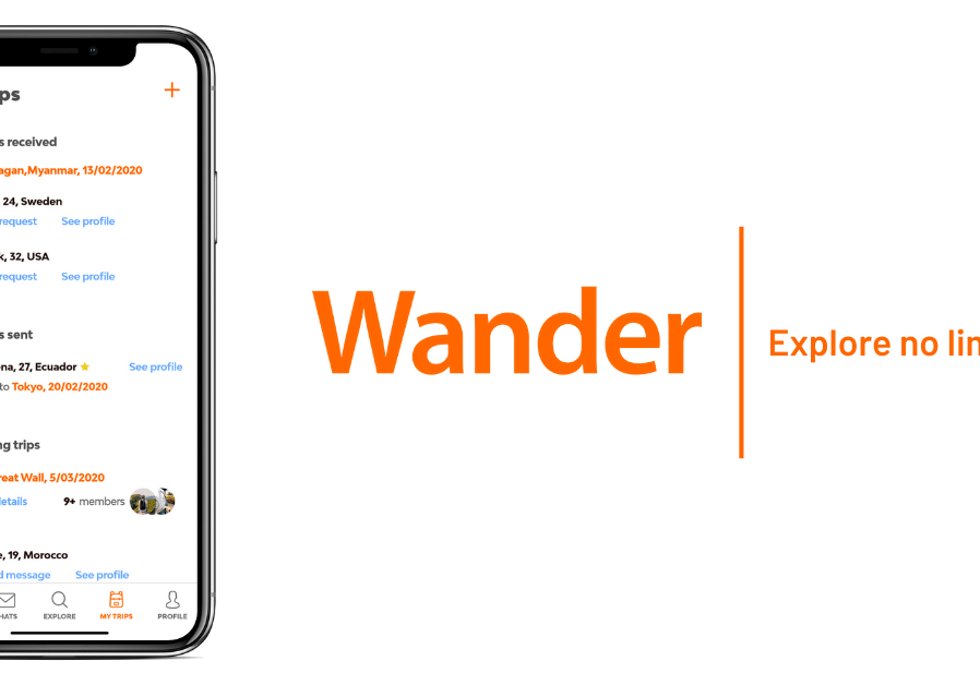Wander Blog - A deeper look at the Wander app