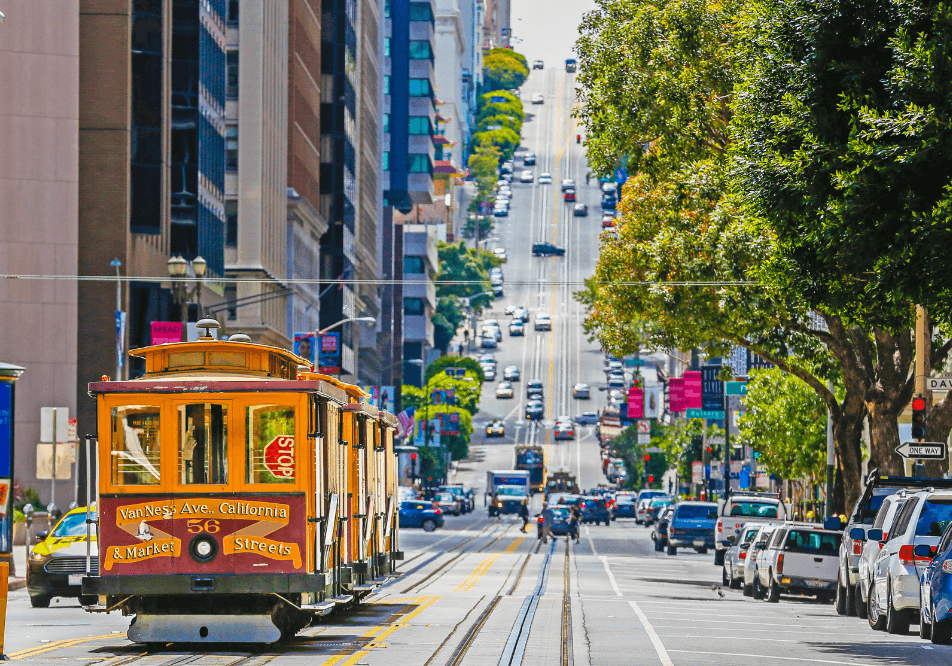 Wander Blog - Do-not-miss places to tour while in the city of San Francisco