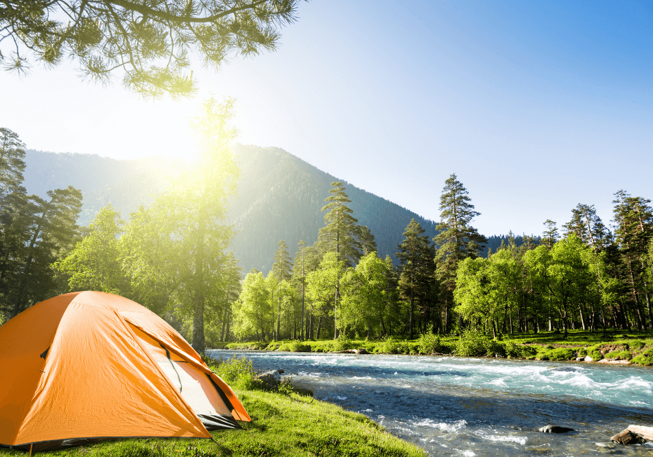 Wander Blog - Camping - The best form of recreation to experience Nature at its finest!