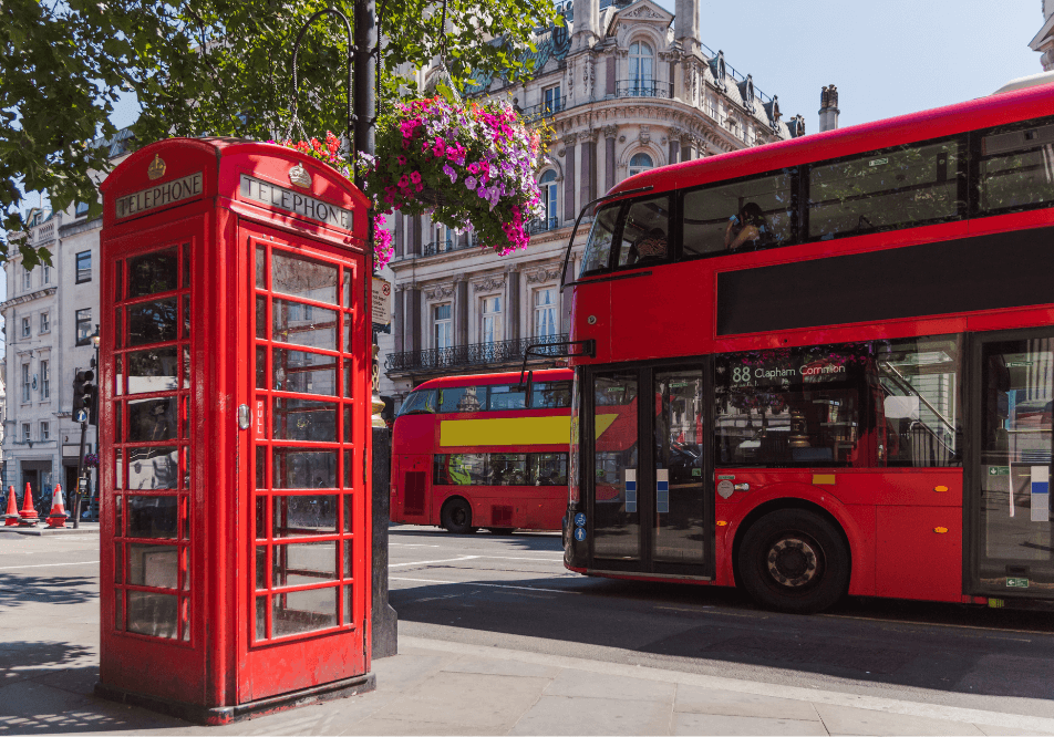 Wander Blog - Top 8 attractions to see as a tourist in London, United Kingdom.