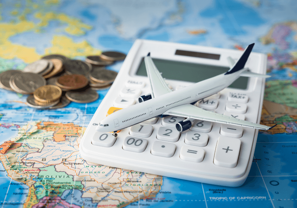 Wander Blog - Ways to make sure to avoid wasting money, and instead save some while traveling.